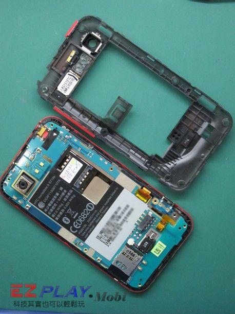 HTC Incredible S 泡水,原廠的檢修與報價真的是不可思議4