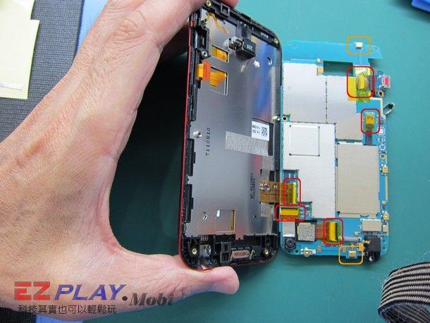 HTC Incredible S 泡水,原廠的檢修與報價真的是不可思議7
