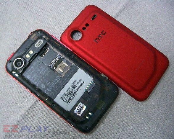 泡水的跑車,也能開回家:HTC Incredible S3