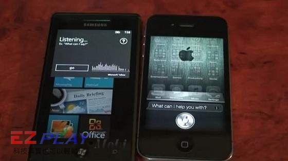 準備看好戲,微軟正面挑釁 iPhone 的 Siri3