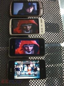 iphone、Samsung、HTC智慧型手機必會知識與教學1