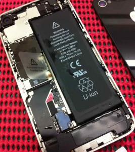 不小心把iphone 4S掉入洗衣機的結果1