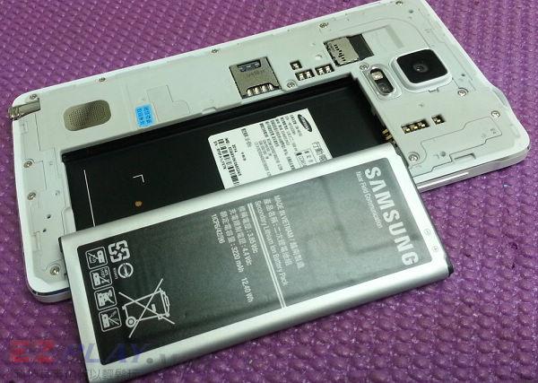 可惡的膠和超薄面板三星Note 4玻璃面板液晶維修之─驚心動魄4