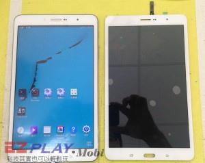 小白的整形日記~Samsung Tab Pro 8.4 平板面板更換全記錄1
