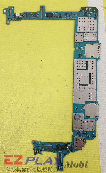小白的整形日記~Samsung Tab Pro 8.4 平板面板更換全記錄9