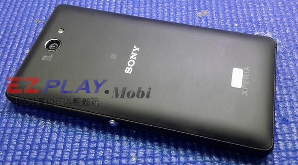 華麗變身,黑機變白機,SonyXperia Z2a 面板更換實錄2