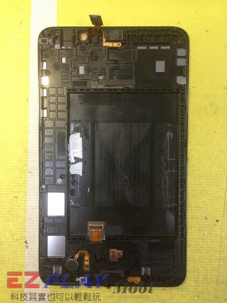 無法顯示的Samsung Galaxy Tab4 液晶面板更換維修記7