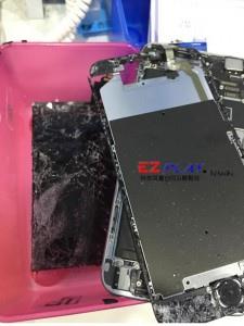 Iphone66+面板破裂維修的介紹與說明1