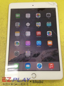 Apple iPad mini 3 面板更換實錄1