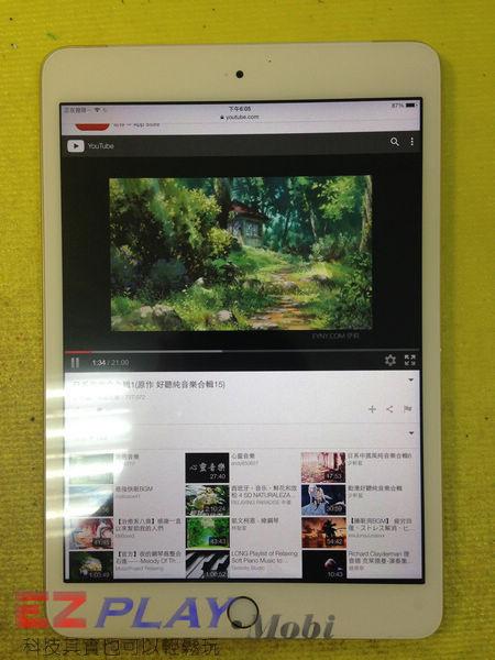 Apple iPad mini 3 面板更換實錄10