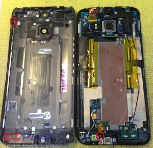 HTC M9+ 泡水救援全記錄1