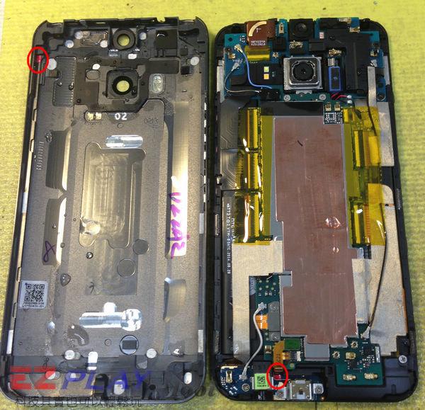HTC M9+ 泡水救援全記錄3