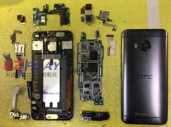 HTC M9+ 泡水救援全記錄8