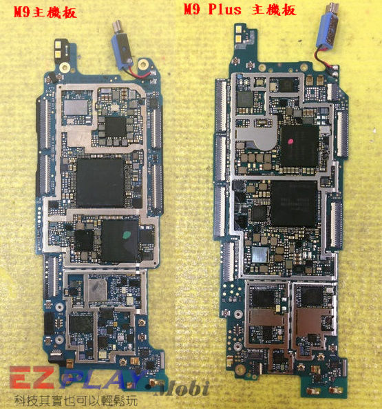 HTC M9+ 泡水救援全記錄9