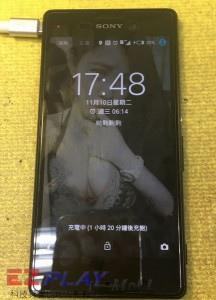 Sony Xperia M4 Aqua 摔機顏面傷殘大變身.1