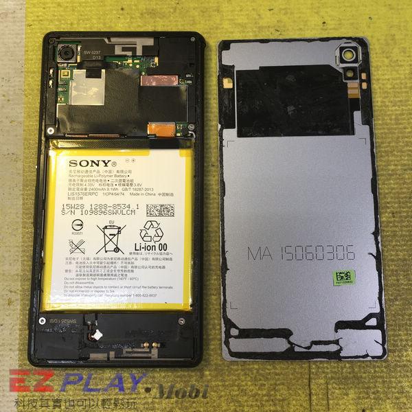 Sony Xperia M4 Aqua 摔機顏面傷殘大變身.3