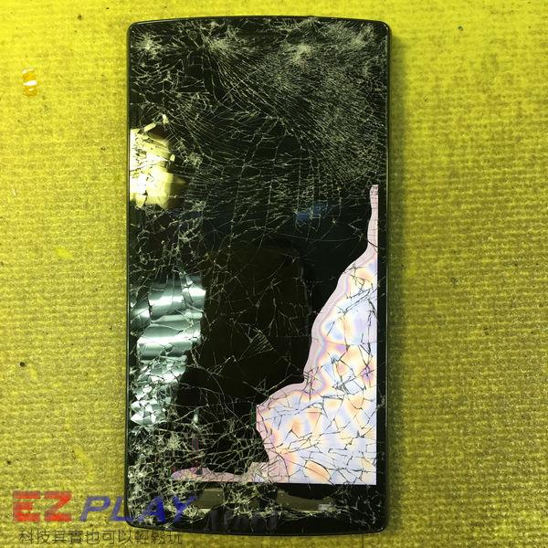 遺失的LG G4 手機尋回後卻…慘不忍睹,947回春之手發功…2