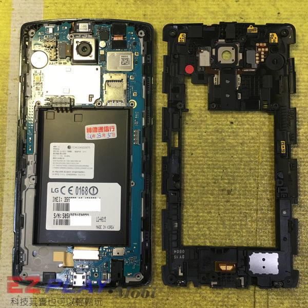 遺失的LG G4 手機尋回後卻…慘不忍睹,947回春之手發功…5