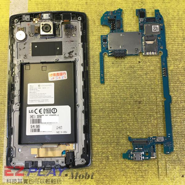 遺失的LG G4 手機尋回後卻…慘不忍睹,947回春之手發功…6
