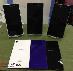 更換Sony Z1 Z原廠含框液晶總成活動開跑1