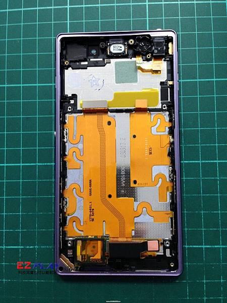 更換Sony Z1 Z原廠含框液晶總成活動開跑9