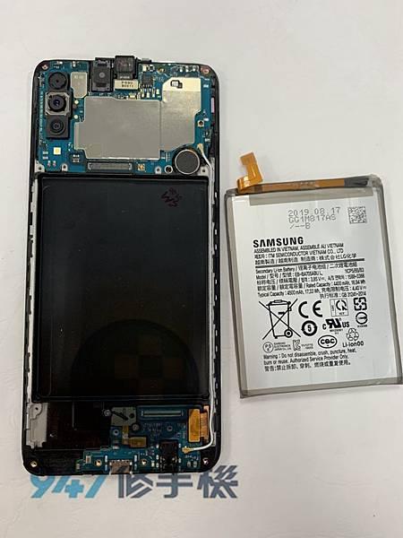 三星A70手機維修-面板維修-電池更換04.jpg