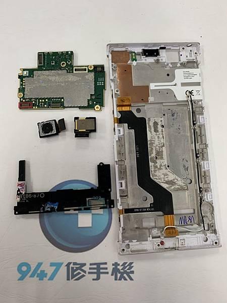 SONY XA1U手機維修-面板維修-電池更換04.jpg