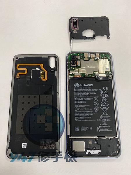 華為Y9 2019 手機維修_面板更換_電池更換04.jpg