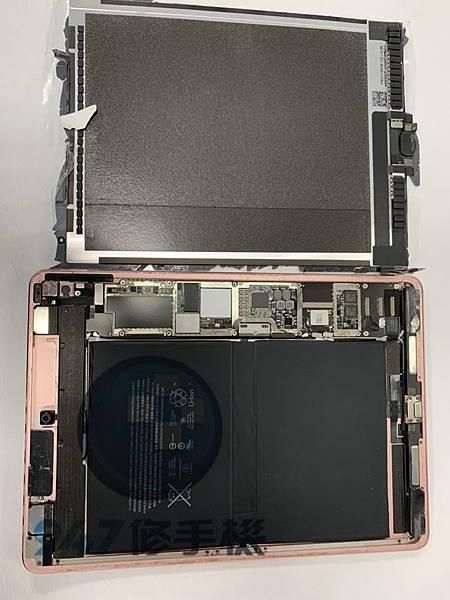 IPAD PRO 9.7平板維修-面板維修-電池更換02.jpg