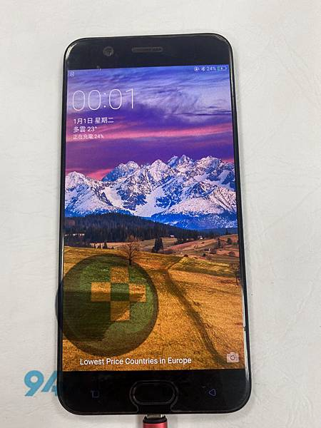 OPPO R11S手機維修_面板更換_電池更換03.jpg
