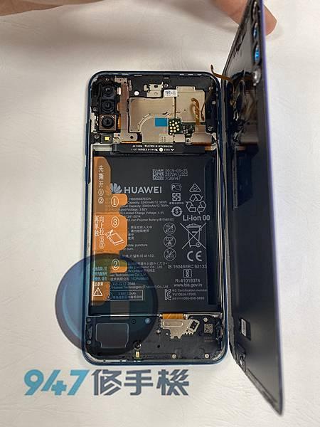 華為 NOVA 4E手機維修_電池更換_面板更換03.jpg