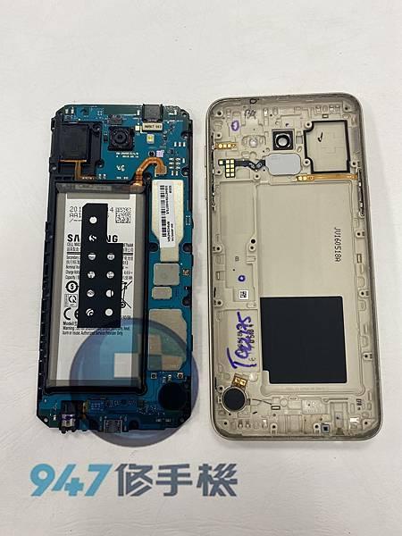 三星 J6手機維修_電池更換_面板更換_尾插更換04.jpg