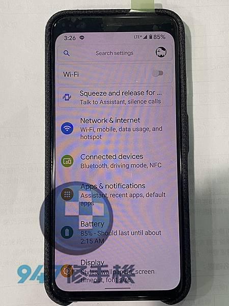 PIEXL 4手機維修_面板更換_尾插更換04.jpg