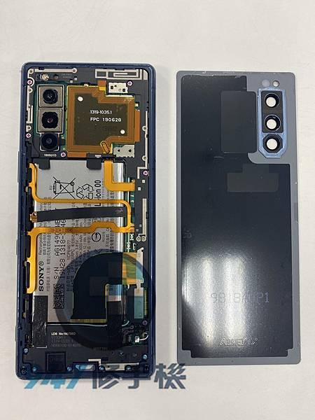 SONY X5手機維修_面板更換_電池更換03.jpg