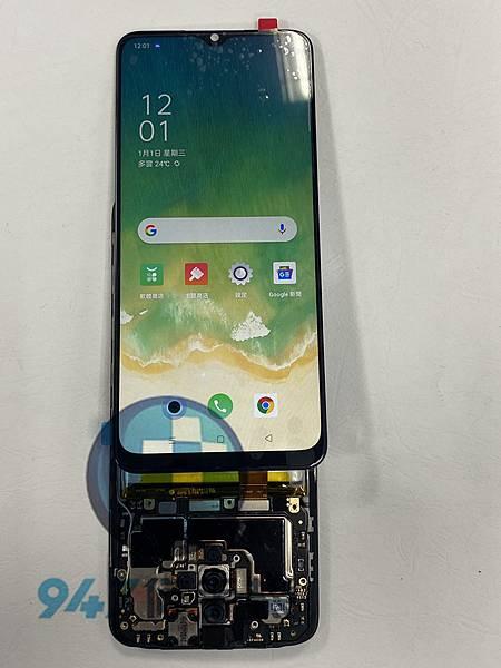 OPPO A9 2020手機維修_面板更換_電池更換04.jpg