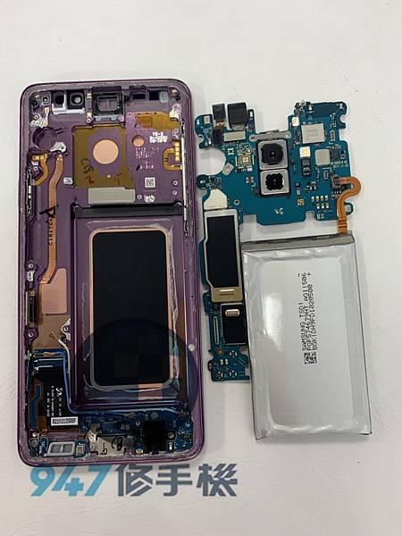 三星S9+手機維修_面板更換_電池更換04.jpg