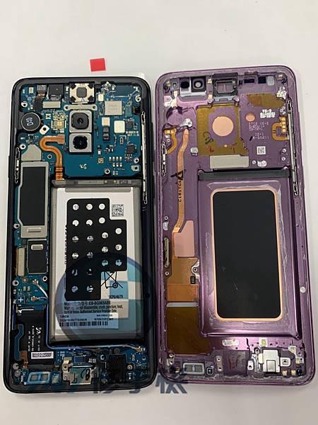 三星S9+手機維修_面板更換_電池更換05.jpg