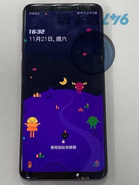 三星S9+手機維修_面板更換_電池更換01.jpg
