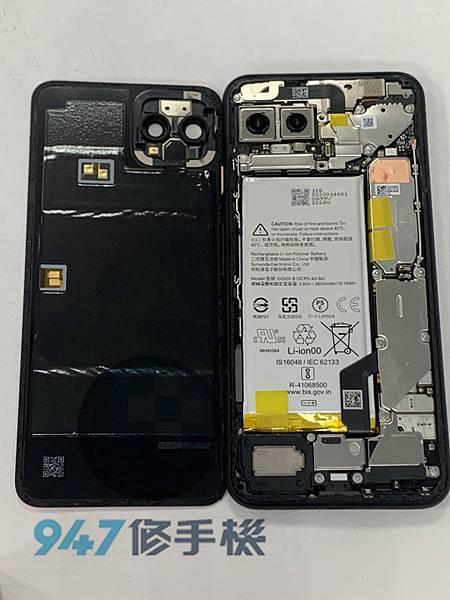 PIEXL 4手機維修_面板更換_電池更換02.jpg