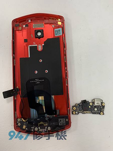 美圖T8S 手機維修_尾插模組更換_電池更換03.jpg