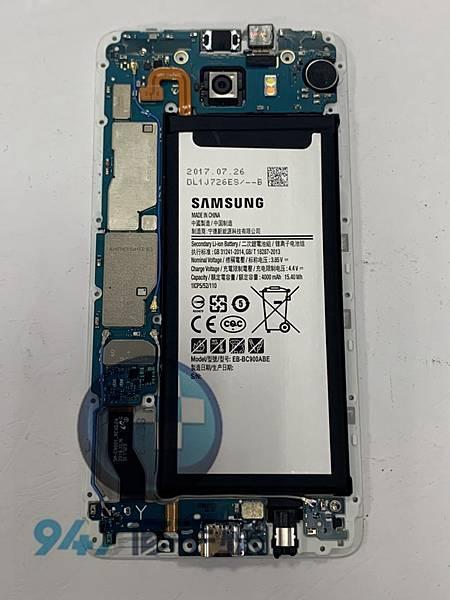 三星C9 PRO 手機維修_尾插更換_電池更換03.jpg