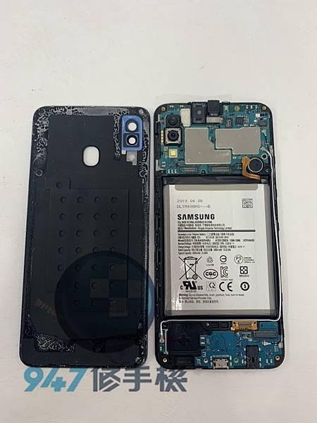 三星A30 手機維修_面板更換_電池更換02.jpg