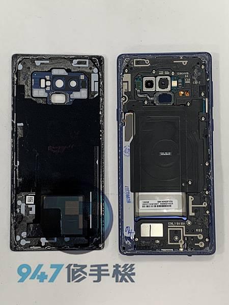 三星NOTE 9 手機維修_面板更換_電池更換02.jpg