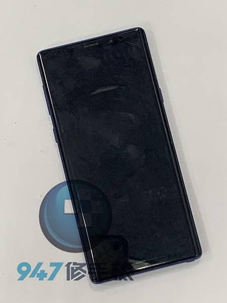 三星NOTE 9 手機維修_面板更換_電池更換01.jpg