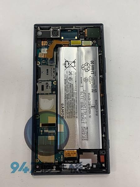 SONY XZ1 手機維修_面板更換_電池更換03.jpg