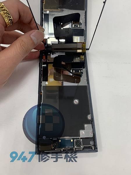SONY XZ1 手機維修_面板更換_電池更換02.jpg