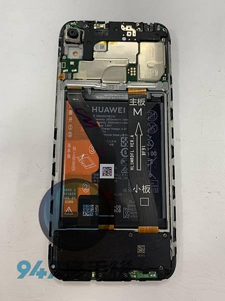 華為Y6 2019 手機維修_電池更換_尾插更換02.jpg