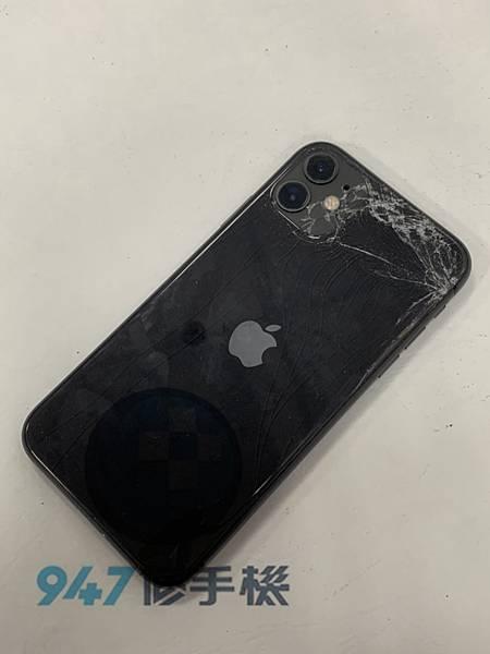 IPHONE 11 手機維修_面板更換_背蓋更換01.jpg