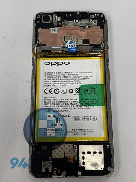 OPPO A73 手機維修_開機排線更換_電池更換02.jpg