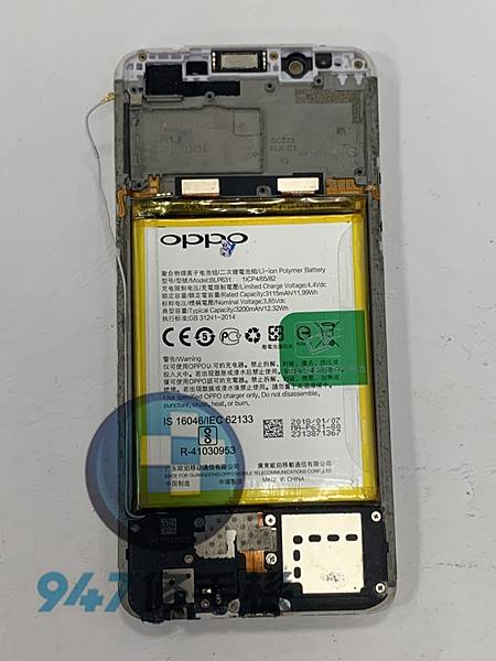 OPPO A73 手機維修_開機排線更換_電池更換03.jpg